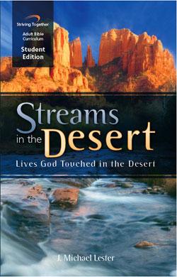 Streams In The Desert COver